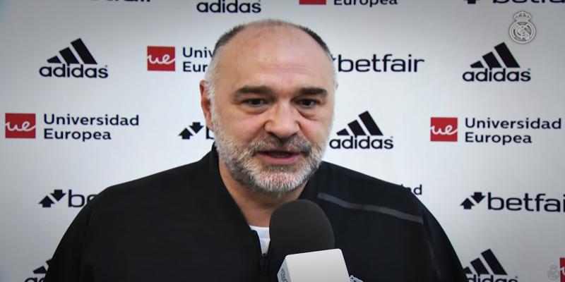 VÍDEO | Pablo Laso: «Tenemos que estar preparados para tener muchos partidos en poco tiempo»