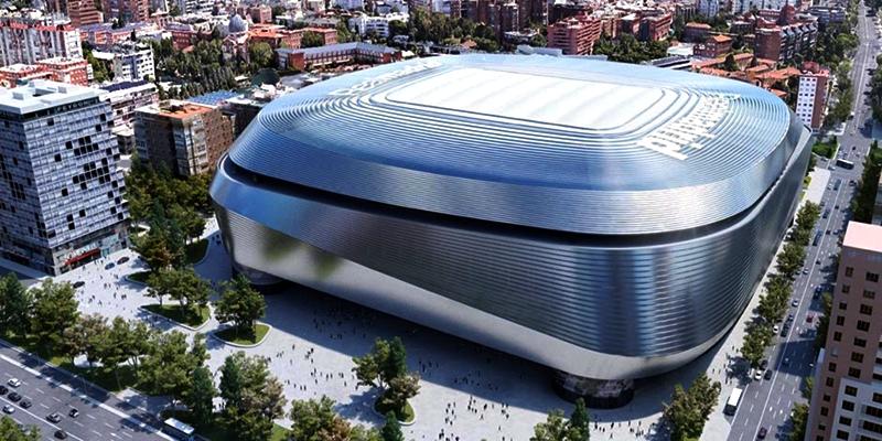 VÍDEO   Acto de presentación de la reforma del estadio Santiago Bernabéu