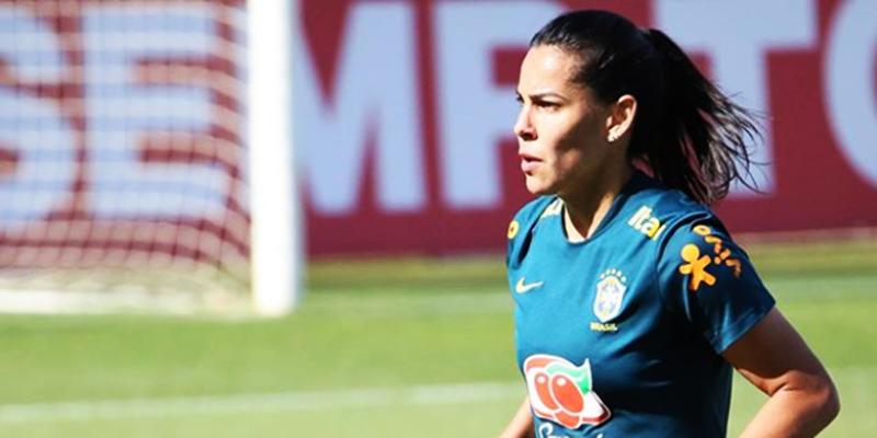 NOTICIAS   Thaisa Moreno, nueva jugadora del CD Tacon