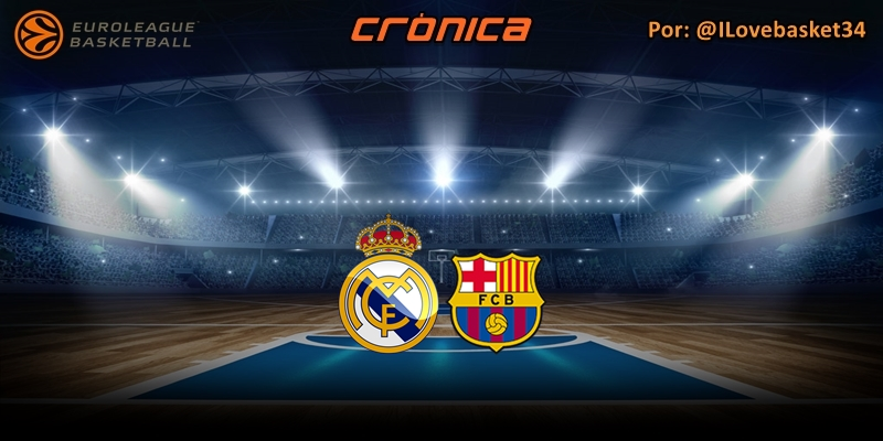 CRÓNICA   Not in my house: Real Madrid 86 – 76 FC Barcelona