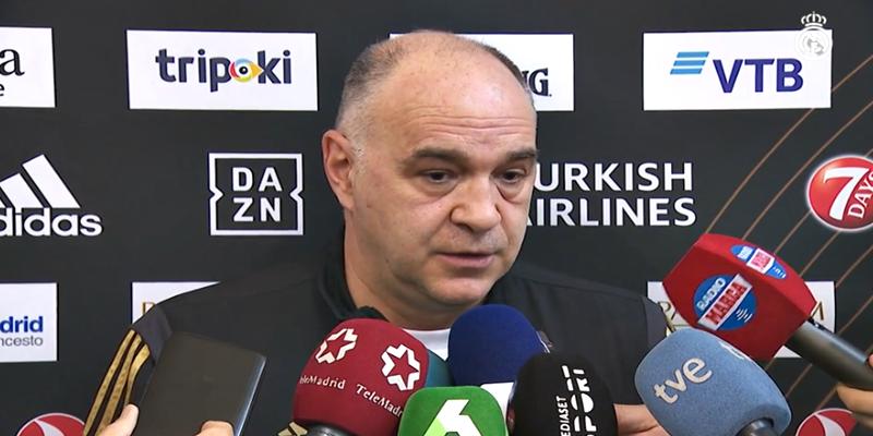 POST PARTIDO   Declaraciones de Pablo Laso y Rudy Fernández tras el segundo partido del playoff ante Anadolu Efes