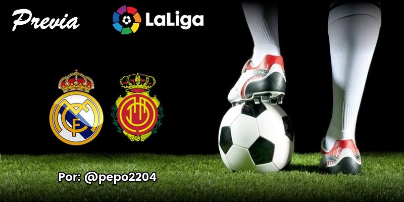 PREVIA   Real Madrid vs RCD Mallorca: Ensaimada y no empanada