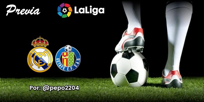 PREVIA   Real Madrid vs Getafe: La jeta y el Geta