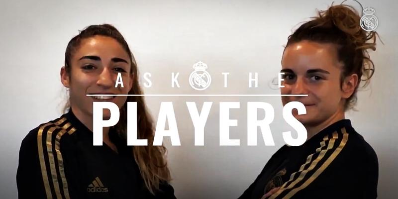 VÍDEO   Ask The Players: Olga Carmona & Teresa Abelleira