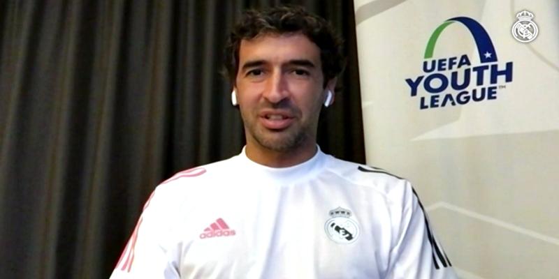VÍDEO   Raúl: «Estamos ante una oportunidad única y tenemos que dar el maximo»
