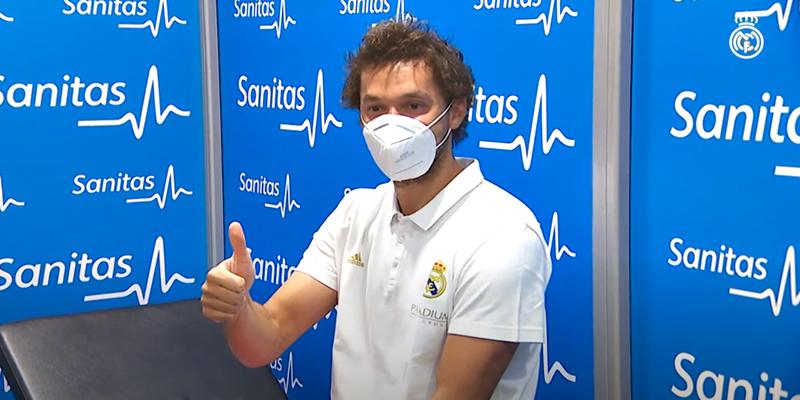 VÍDEO   El Real Madrid Baloncesto inicia la pretemporada