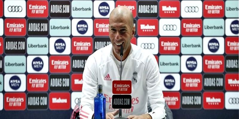 VÍDEO   Rueda de prensa de Zinedine Zidane previa al partido ante el FC Barcelona