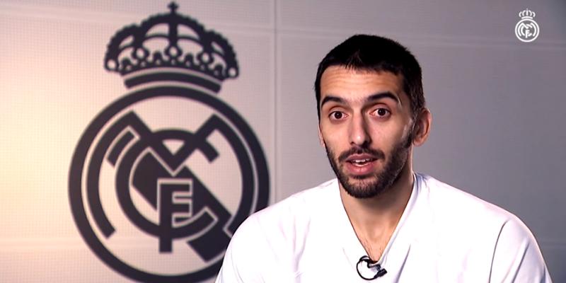 VÍDEO   Facundo Campazzo: «Este club me ha dado prácticamente todo, estaré eternamente agradecido al Real Madrid»
