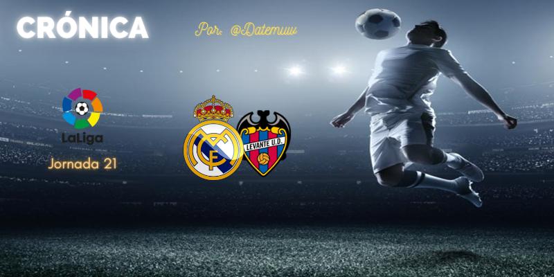 CRÓNICA   Diario de una estafa (I): Real Madrid 1 – 2 Levante