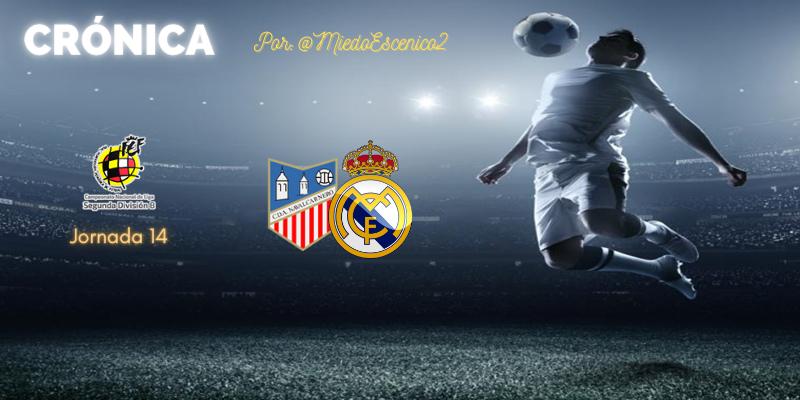 CRÓNICA   Por encima de los cactus: Navalcarnero 1 – 2 Real Madrid