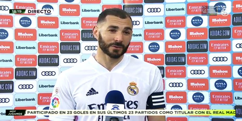 VÍDEO | Declaraciones de Karim Benzema, Rodrygo Goes y Zinedine Zidane tras el partido ante el Elche