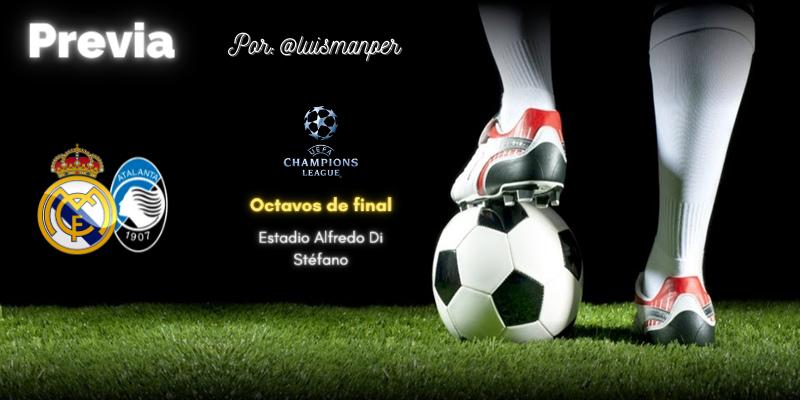 PREVIA | Real Madrid vs Atalanta: La temporada en juego