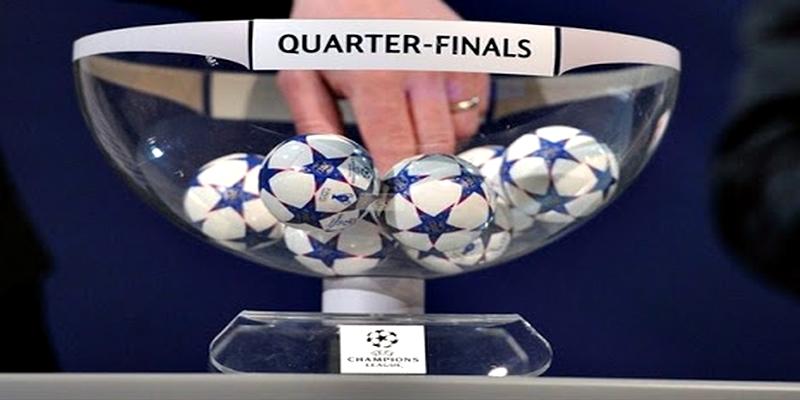 NOTICIAS | El Real Madrid se enfrentara al Liverpool en los cuartos de final de la Champions League
