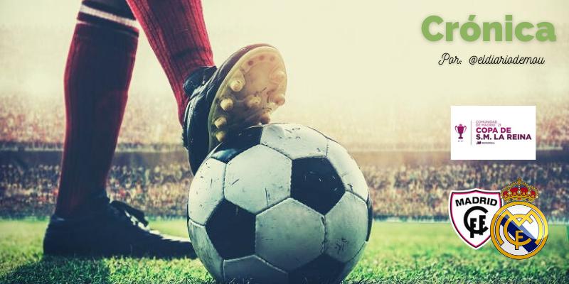 CRÓNICA | No pudo ser: Madrid CFF 2 – 1 Real Madrid Femenino