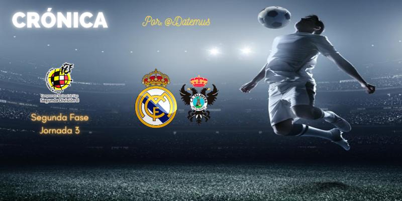 CRÓNICA   Depredadores y presas: Real Madrid Castilla 2 – 2 Talavera de la Reina