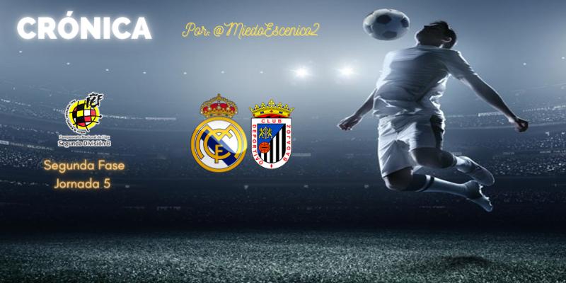 CRÓNICA | Herederos de una tradición: Real Madrid Castilla 3 – 1 CD Badajoz