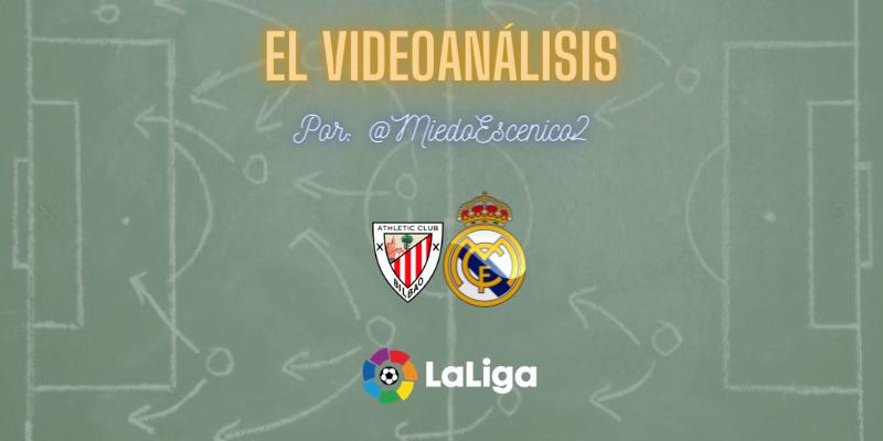 EL VÍDEOANÁLISIS   Athletic Club Bilbao vs Real Madrid   LaLiga   Jornada 37