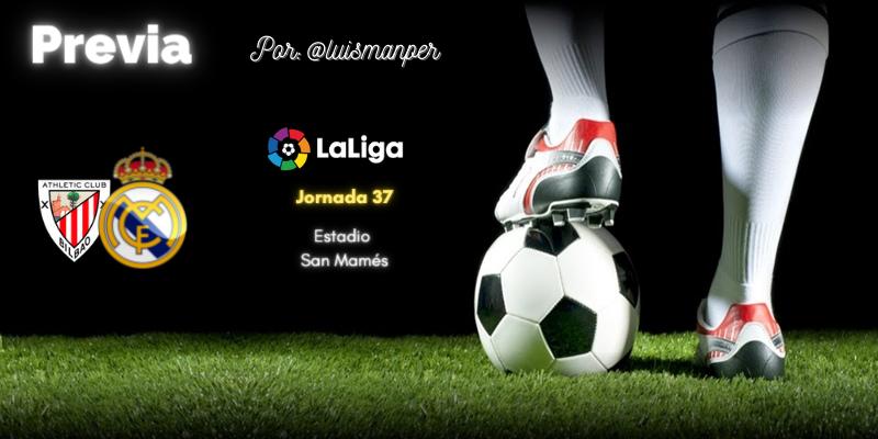 PREVIA | Athletic Club Bilbao vs Real Madrid: Seguir remando