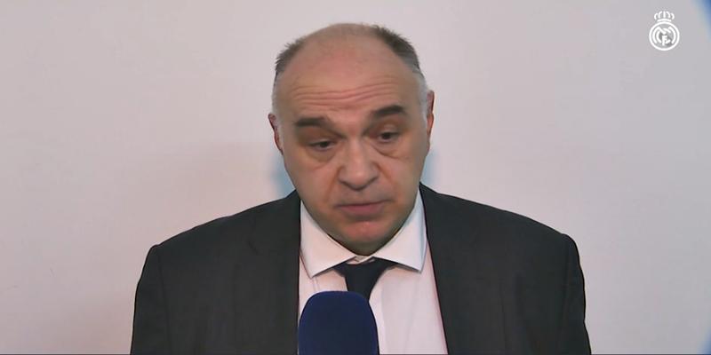 POST PARTIDO   Declaraciones de Pablo Laso tras el partido ante MoraBanc Andorra