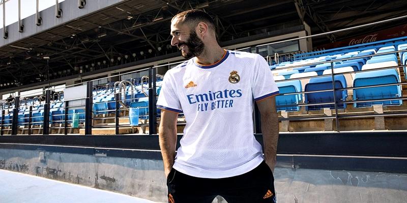 VÍDEO | Así es la nueva camiseta del Real Madrid para la temporada 2021/22