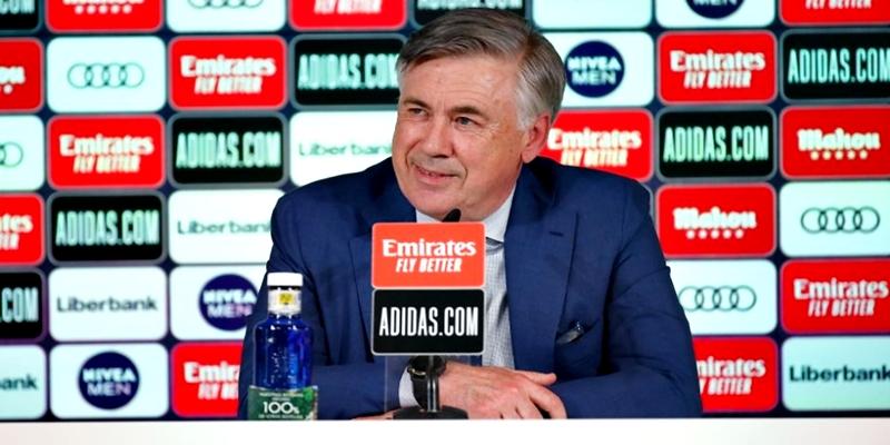 VÍDEO | Presentación y primera rueda de prensa de Carlo Ancelotti como nuevo entrenador del Real Madrid