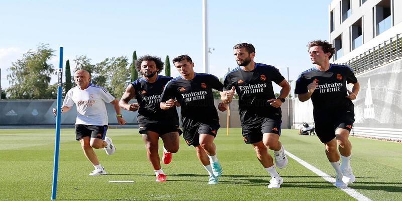 VÍDEO | El Real Madrid inicia la pretemporada