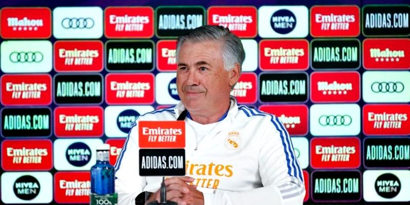 VÍDEO   Rueda de prensa de Carlo Ancelotti previa al partido ante el Betis