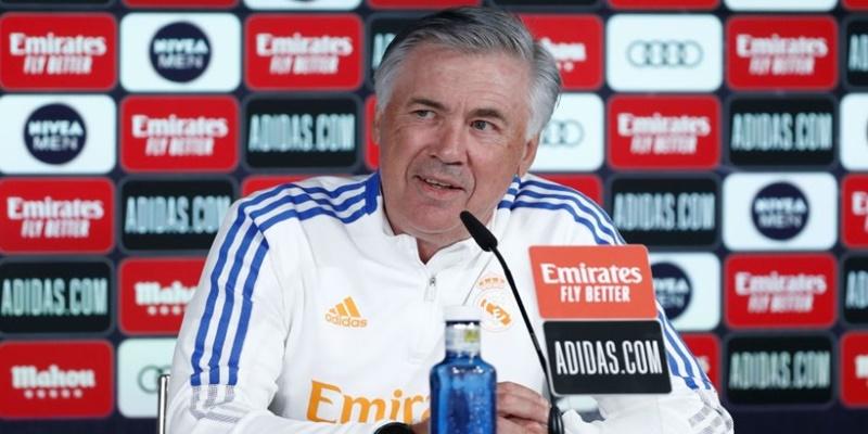 VÍDEO   Rueda de prensa de Carlo Ancelotti previa al partido ante el Villarreal