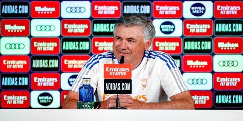 VÍDEO   Rueda de prensa de Carlo Ancelotti previa al partido ante el Mallorca