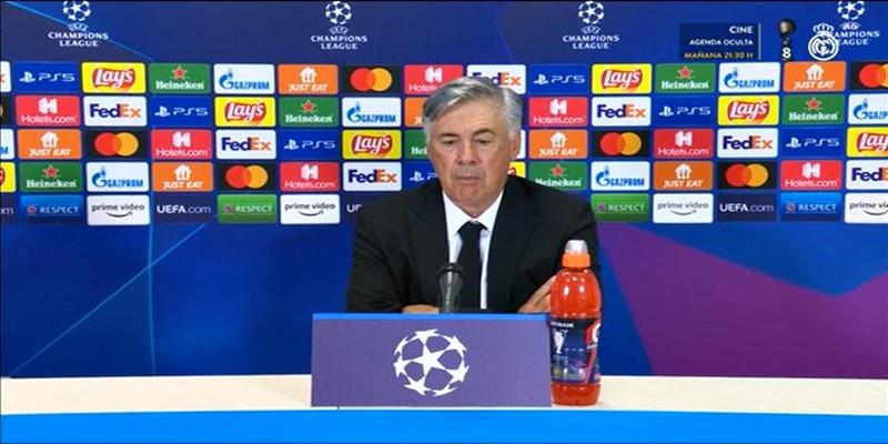 VÍDEO   Rueda de prensa de Carlo Ancelotti tras el partido ante el Inter de Milán