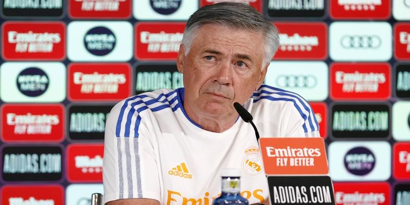 VÍDEO   Rueda de prensa de Carlo Ancelotti previa al partido ante el RCD Espanyol