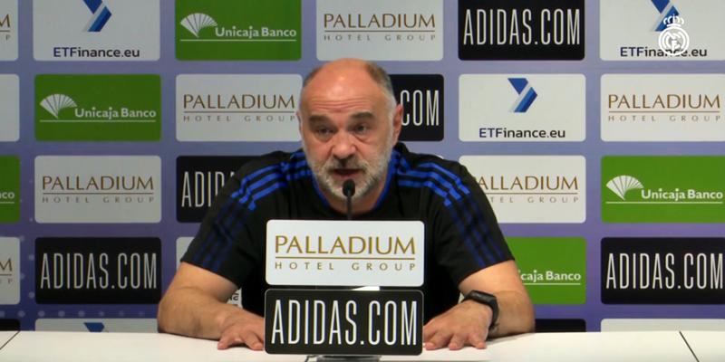 VÍDEO   Pablo Laso: «Tenemos jugadores que tienen que acoplarse, pero todos están muy concentrados en empezar bien la temporada»