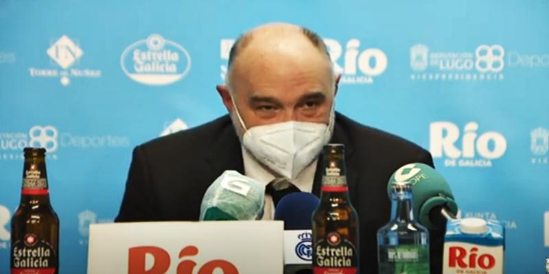 VÍDEO | Rueda de prensa de Pablo Laso tras el partido ante el Río Breogán