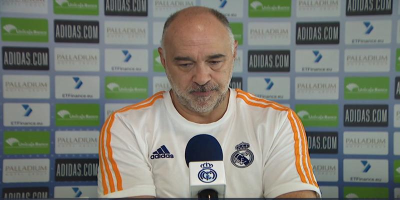VÍDEO   Rueda de prensa de Pablo Laso tras el partido ante Lenovo Tenerife