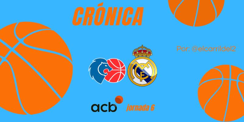 CRÓNICA | A toda mecha: Río Breogán 71 – 79 Real Madrid Baloncesto