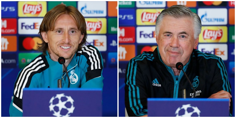 VÍDEO | Rueda de prensa de Luka Modric y Carlo Ancelotti previa al partido ante el Shakhtar Donetsk
