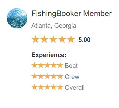 Fishing Charter Review Lorain