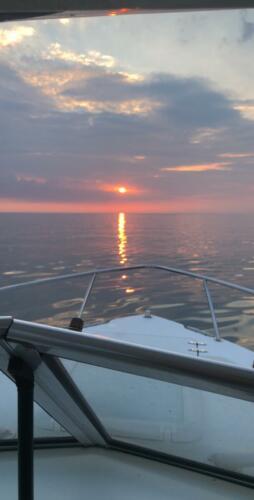 Beautiful Views on Lake Erie