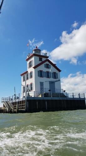 Lake Erie Fishing Charter Sights
