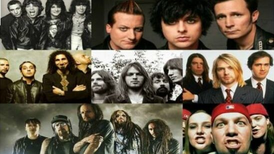 How These Famous Music Bands Got Their Names