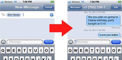 Solution for iOS 5.0.1 Contact Bug Issue on iPhone 4S