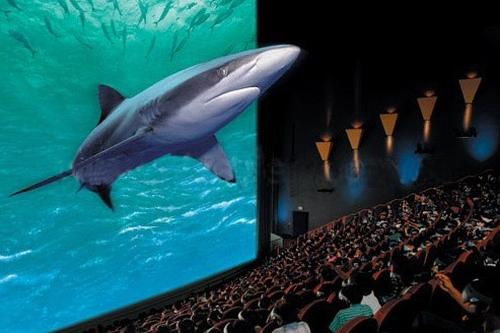 A Theater Offers Sound and Picture Quality to Match
