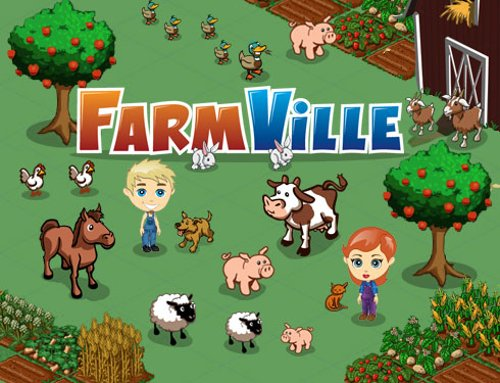 Farmville Popular Game Among Girls
