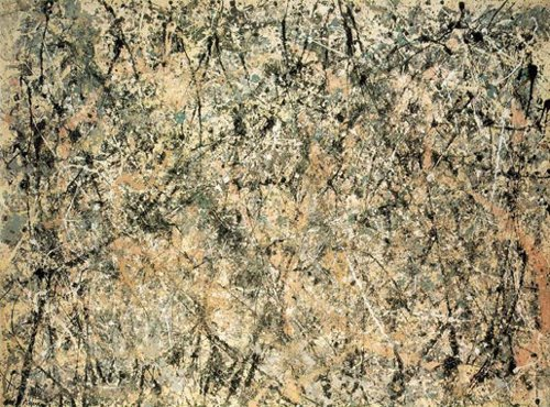 Number 5, 1948 by Jackson Pollock