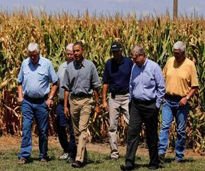 Whose Really to Blame for the Drought in the US