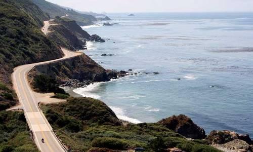 Big Sur California Best Driving Road