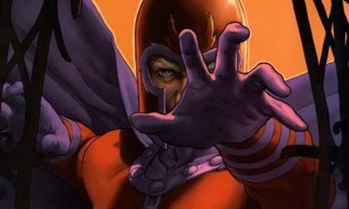 Comic Book Villain Magneto