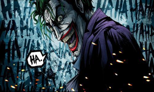 joker from batman comics