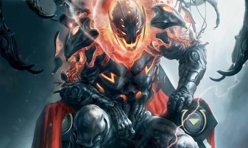 Ultron comic character