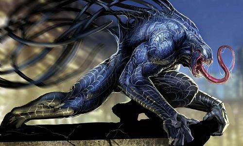 Comic Book Villain Venom